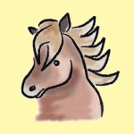 Kinderland Pferd
